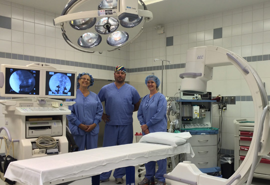 World-class surgeons trust Ashton